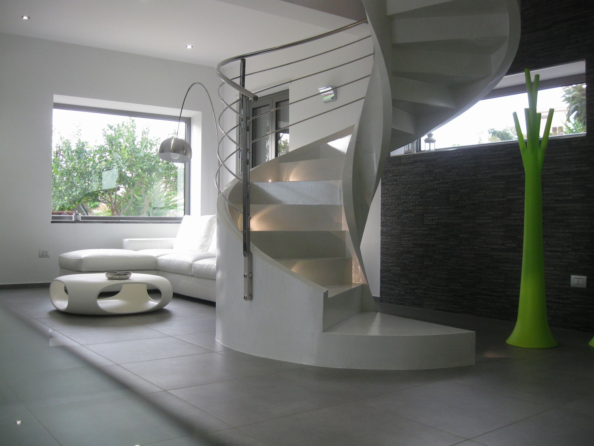 rendering salotto